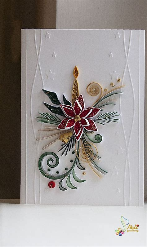 images christmas quilling christmas quilling cards christmas pinterest