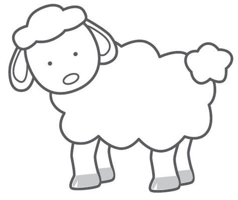 sheep template new calendar template site