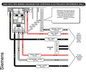 pool gfci breaker wiring diagram twitcane