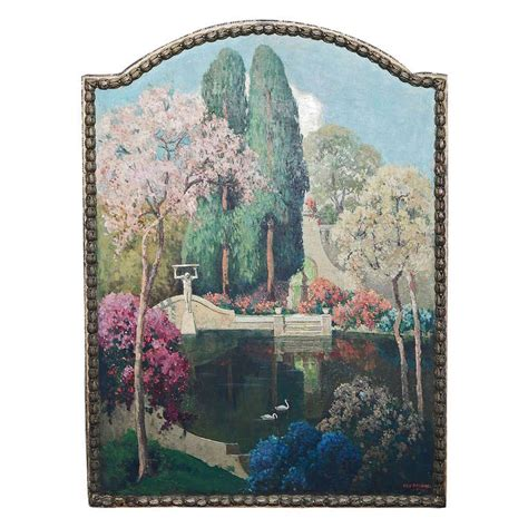 backdrop design for sale quot bucolic lakeside with swans quot metropolitan opera backdrop