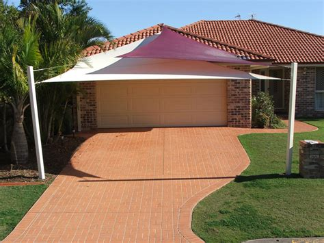 Driveway Awnings by Carports And Driveways Shade Sails Adelaide South Australia