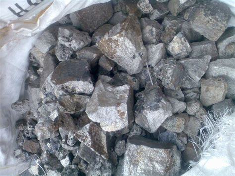Low Maintenance high carbon ferro chromium with low si delta analytical