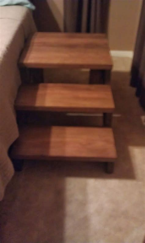 doggy steps for bed 17 best ideas about pet stairs on pinterest dog stairs