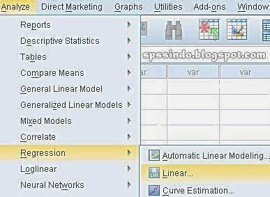 tutorial spss 19 bahasa indonesia pdf tutorial uji autokorelasi dengan durbin watson spss spss