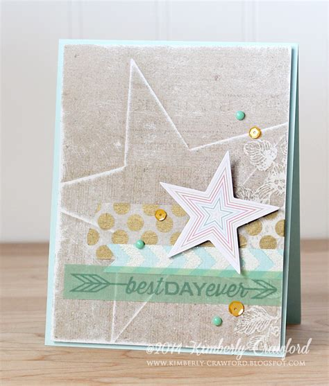 Best Paper For Stencils - for the of paper embossing with stencils tutorial