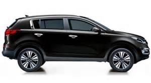 the new kia sportage black white editions grovebury