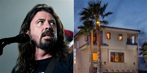 Dave Grohl House by Dave Grohl Selling California House At A Big Loss