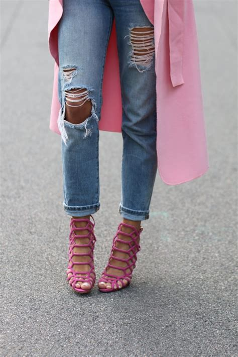 Perfectly Pink Coat For Valentines Day by Pink Coat Just In Time For S Day Veryallegra