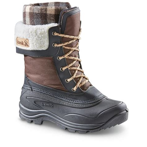 kamik s sugarloaf winter boots waterproof 640817
