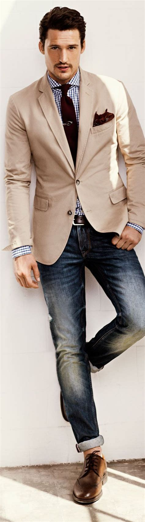 how to wear a blazer jacket with jeans mens style guide wearing suit jacket with jeans mens suits tips