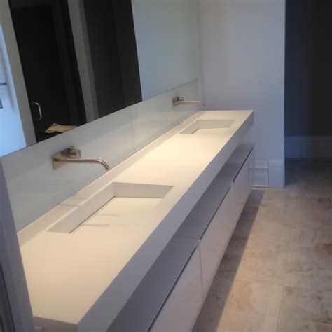 marble double vanity top custom fabrication kitchen and vanity tops titan