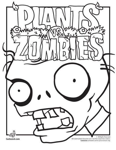 disco zombie coloring page plants vs zombies coloring pages plants vs zombies