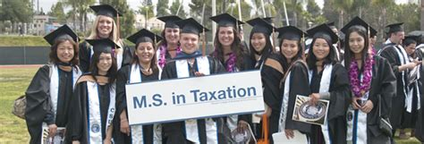 Mba In Taxation by Ms In Taxation Mba And Graduate Programs Csuf Mihaylo