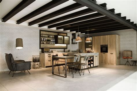 Open Kitchens Designs by Kitchen Design For Lofts 3 Urban Ideas From Snaidero