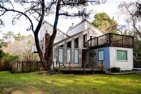 Mendocino Cabin Rental by Mendocino Vacation Rentals Beachfront Mendocino Homes