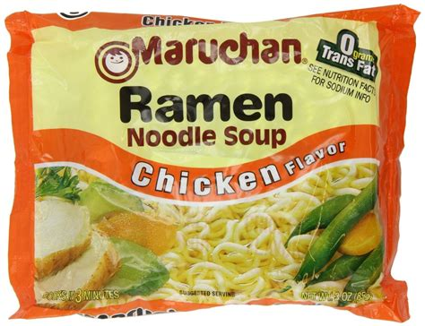Top Ramen the best maruchan ramen flavors in order photos huffpost
