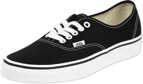 pictures of vans shoes for vans authentic shoes black white