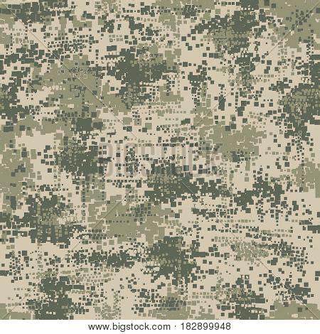 uniform pattern background military army uniform pixel vector photo bigstock