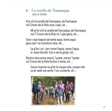 this is it testo cantamonti nuovo cd coro cai di vittorio veneto