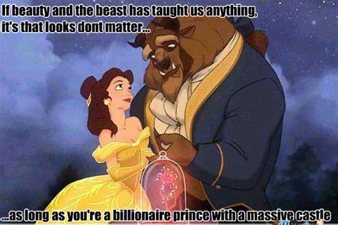 Beauty And The Beast Meme - beauty and the beast memes funny jokes about disney