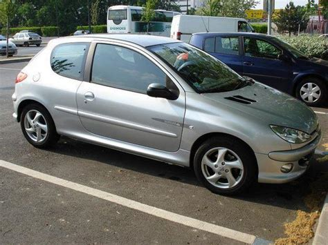 buy peugeot 206 peugeot 206 quicksilver picture 2 reviews specs