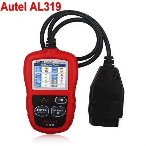Autel Autolink Al319 Obd2 Ii Diagnostic Code Reader Scanner Tool Color auto diagnostic scan autel autolink al319 obd ii can code reader autel al319 update official