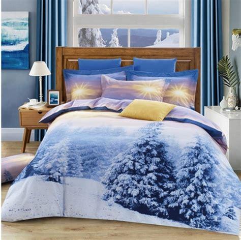 bed sheet materials 3d cartoon bedding sets the christmas bedding set christmas