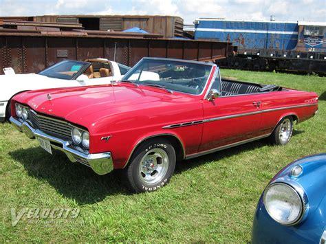 1965 buick skylark convertible information