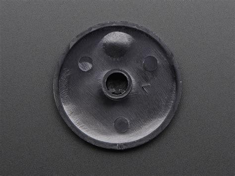 scrubber knob for rotary encoder 35mm raspberry pi в