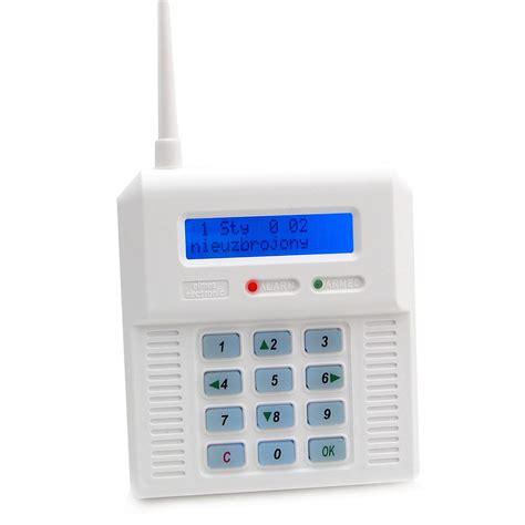 Panel Alarm Elmes Elektronik Wireless Alarm Panel