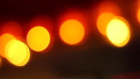pulsating warm lights bokeh by christian fletcher videohive
