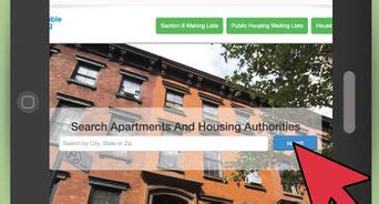 how to buy section 8 housing how to apply for section 8 housing 11 steps with pictures