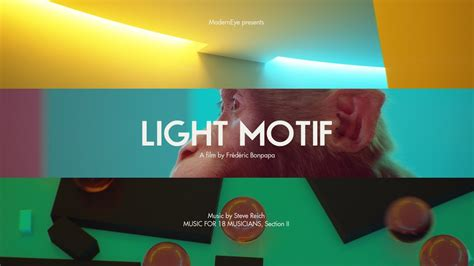 Light Motif by Quot Light Motif Quot A About A Monkey In A Room