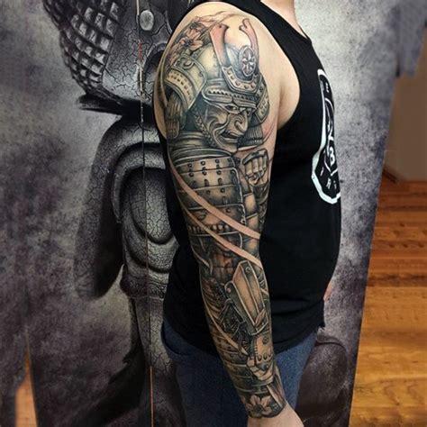 samurai armor tattoo 100 japanese samurai mask designs for