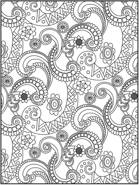 coloring pages with intricate designs intricate design coloring pages coloring home