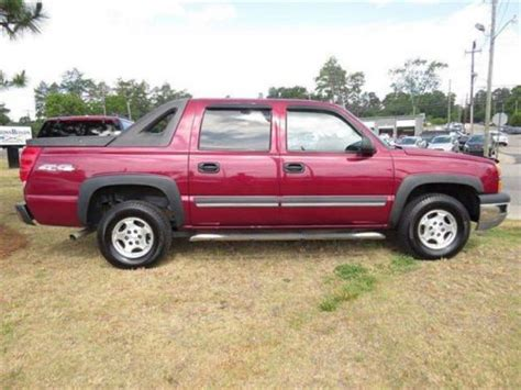 buy used 2004 chevrolet avalanche 1500 in 1010 old us hwy 1 southern pines north carolina