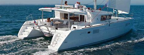 catamaran sailing singapore singapore yacht show catamarans are king vanilla luxury