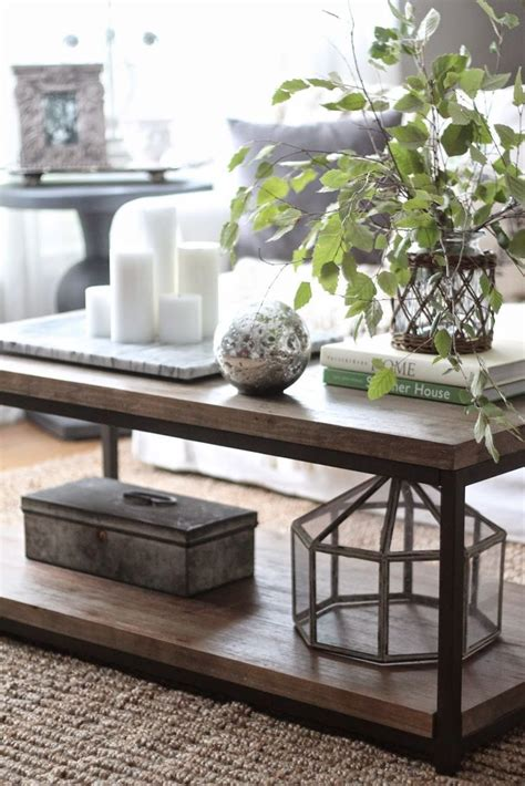 how to decorate coffee table 25 best ideas about coffee table decorations on pinterest