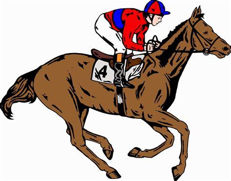 cartoon race cartoon horse racing cliparts co