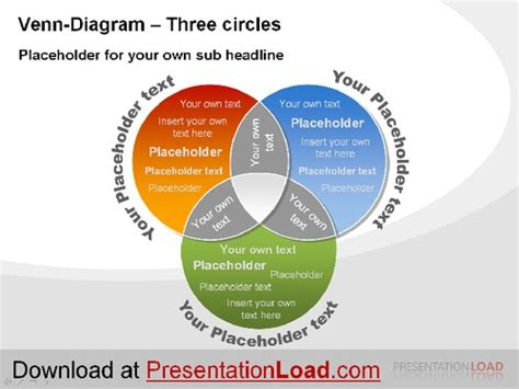 venn diagram powerpoint powerpoint venn diagram template pdfsr