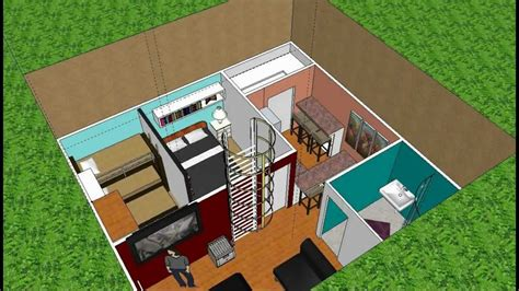 how to design a home home bunkers design shock bunker done in google sketchup 2