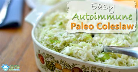 Http Autoimmune Paleo Zesty Detox Salad by Paleo Coleslaw Recipe Autoimmune Recipes Grass Fed