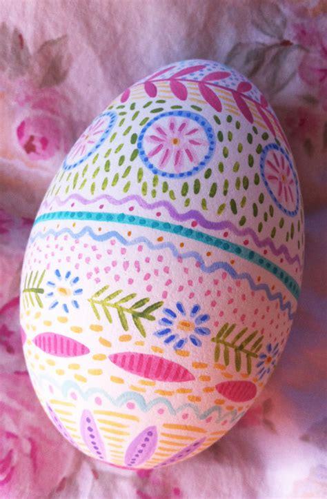 painting easter eggs nantucket mermaid painted easter egg
