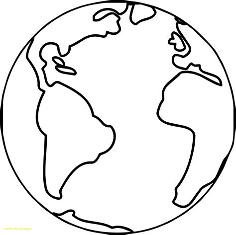 Coloring Page Earth by Globe Earth Coloring Sheet Gulfmik 0bc407630c44