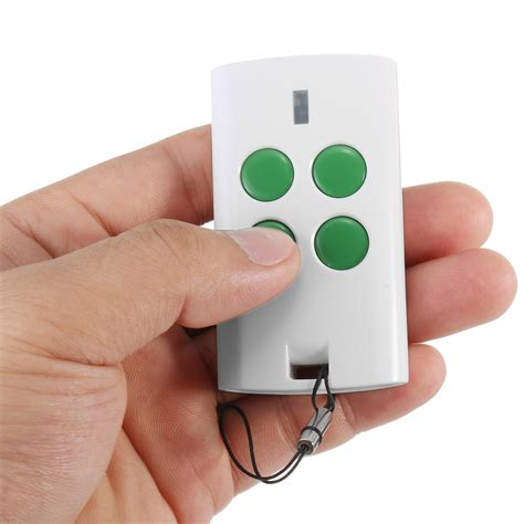 Multi Remote 4 button 280 868 mhz universal garage door multi remote