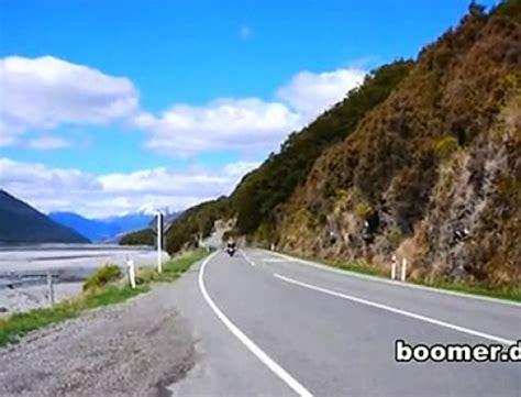 Film Neuseeland Motorrad neuseeland land der kiwis und maori motorrad weltreise