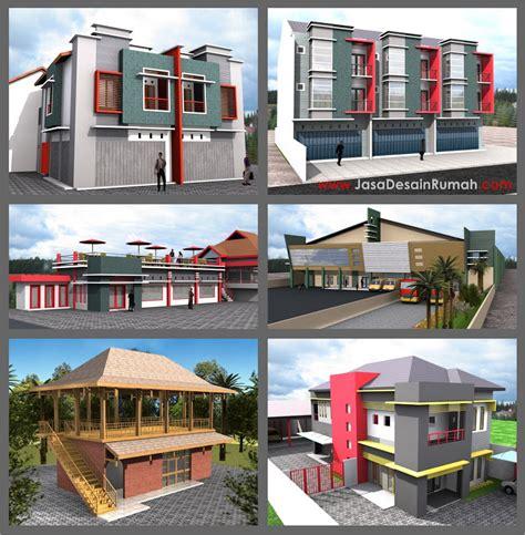desain depan rumah toko gambar desain ruangan rumah ruko wall ppx
