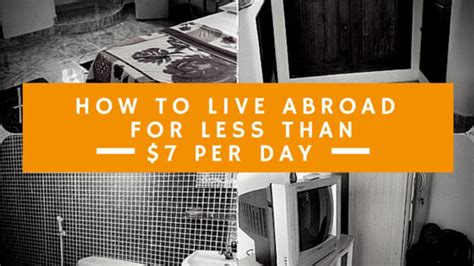 comfort for less how to live abroad cheap comfortable for less than 7