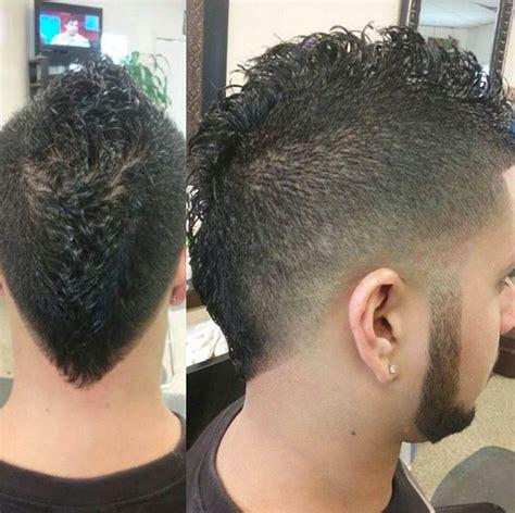 frohawk hair cut pic image gallery male frohawk