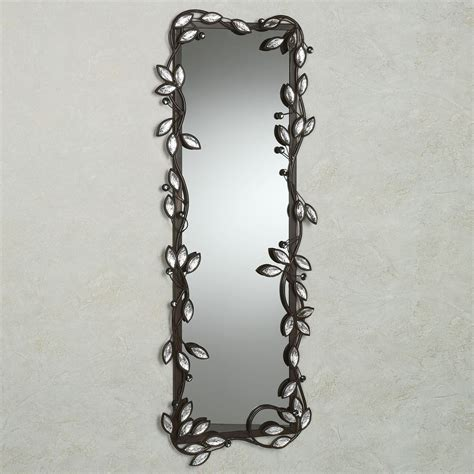 Natures Gems Wall Mirror Panel Length Decorative Wall Mirrors